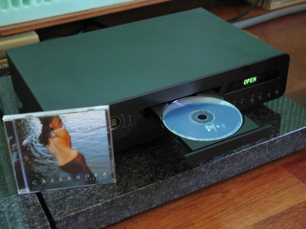 Odtwarzacz Atoll CD 100SE
