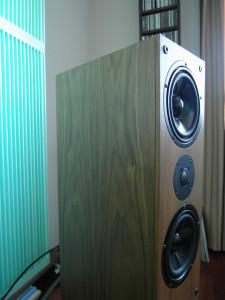 Audio Academy Hyperion IV grają dużym dźwiękiem. Mają też spore gabaryty, imponuje szczególnie głębokość  skrzynek  (fot. wstereo.pl)