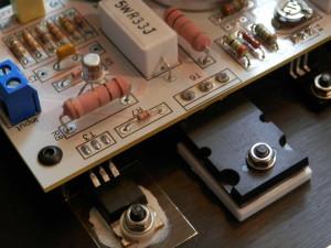 Czysta i estetyczna robota także we wnętrzu (fot. Haiku Audio)