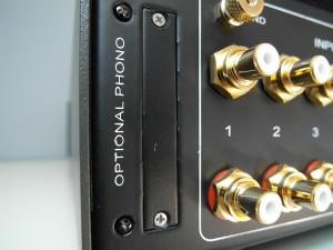 Opcjonalnie można wyposażyć Audię w moduł przedwzmacniacza gramofonowego  (fot. wstereo.pl)