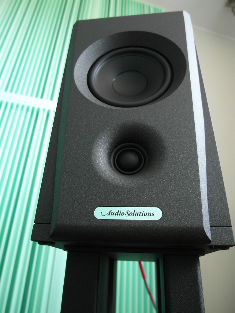 Audio Solution monitory