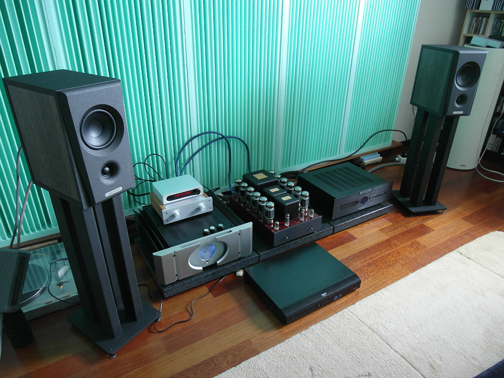 Audio Solution monitory 1