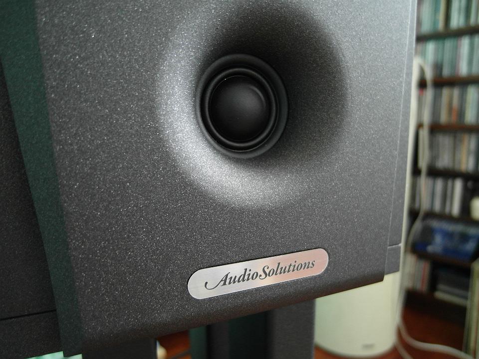 Nakładka na przednią ściankę tworzy niewielką tubkę dla głośników (fot. wstereo.pl)