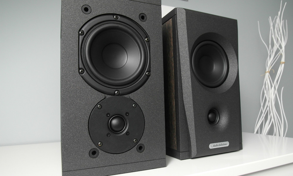Audio Solution monitory zajawka