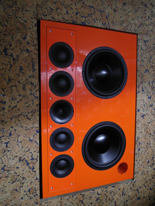 Głośniki zbudowane przez gospodarza (fot. wstereo.pl)