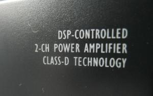 Monacor STA 1000 można kupić także w wersji bez DSP