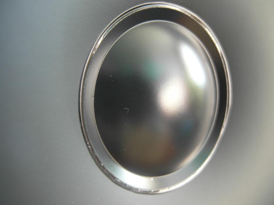 Prztwornik wysokotonowy to kopułka jedwabno-polimerowa
