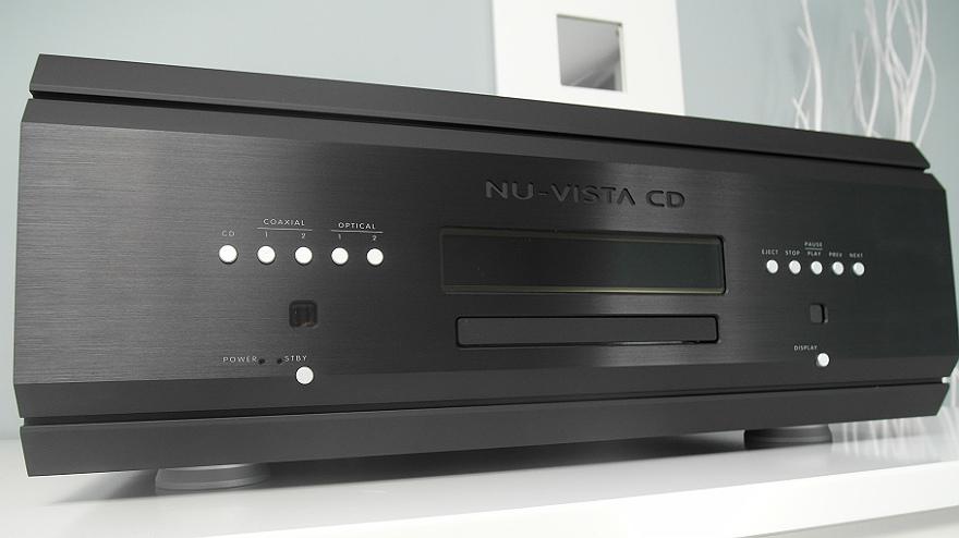 Test Musical Fidelity Nu-Vista CD