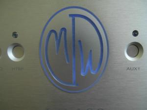Podświetlane logo na froncie