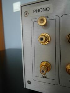 Do preampa można dokupić dodatkowe moduły DAC lub przedwzmacniacza gramofonowego (na zdjęciue)