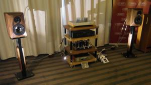 W pokoju bydgoskiego Audio Connect jak zwykle bardzo dobrze grały monitory Diapasona