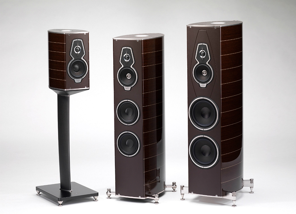 Sonus Faber Homage Tradition zajawka
