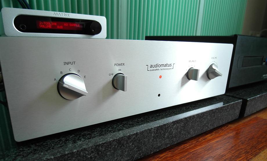 Audiomatus TP 02 4