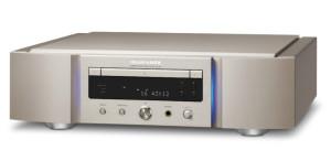 Odtwarzacz Marantz SA-10  dostępny jest też w czarnej wersji