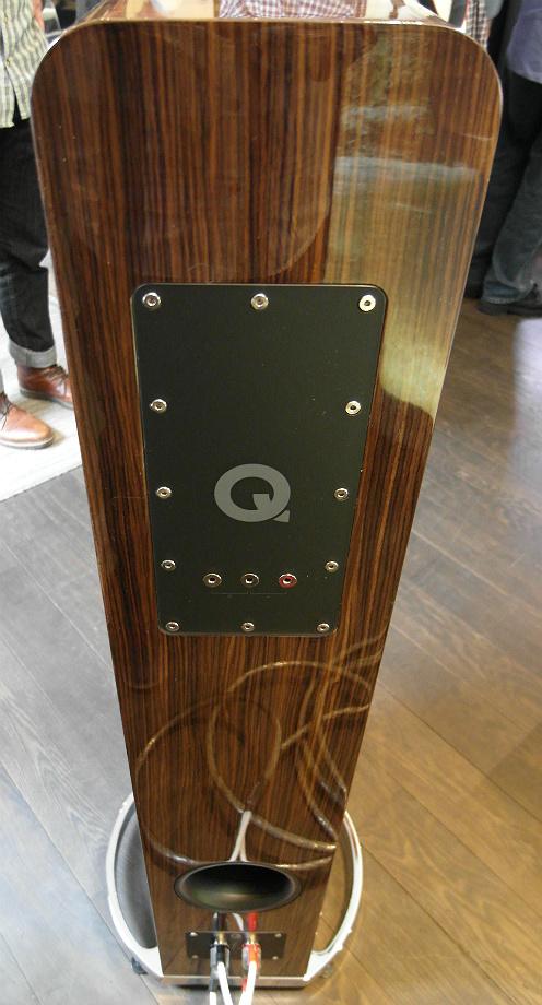 Q Acoustics Concept 500 i okablowanie QED