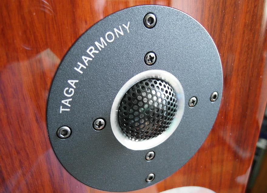 Tytanowy głośnik wysokotonowy