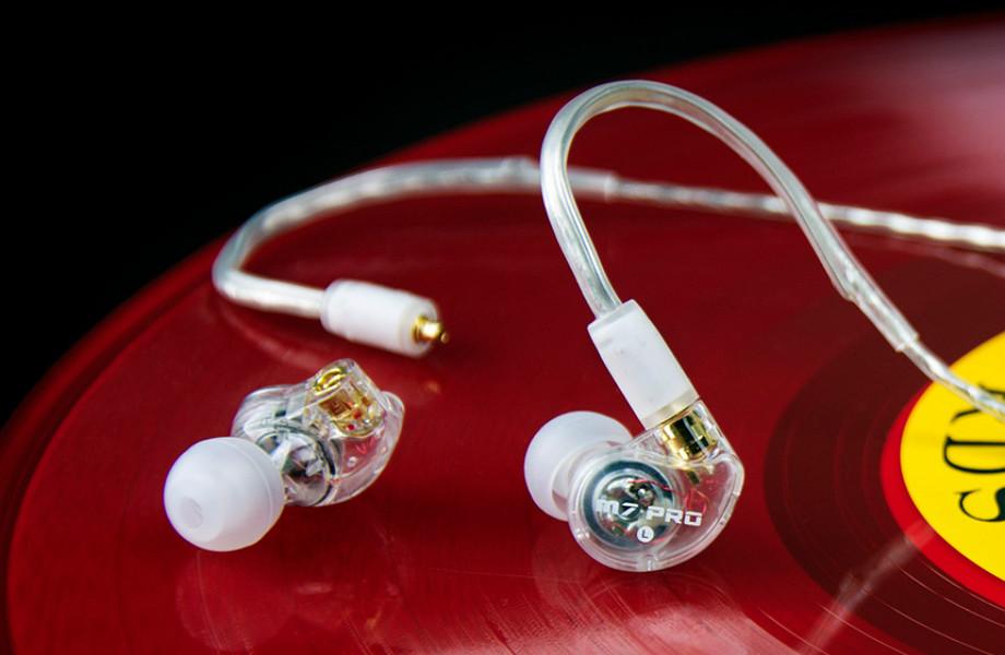 MEE Audio M7 Pro zajawka