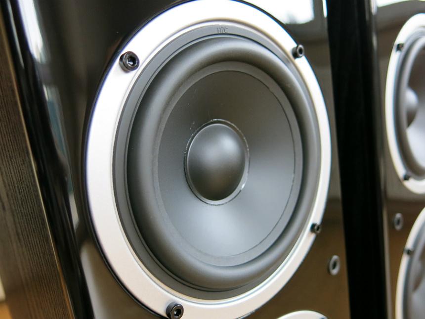 Głośniki niskośredniotonowe mają membrany z celulozy