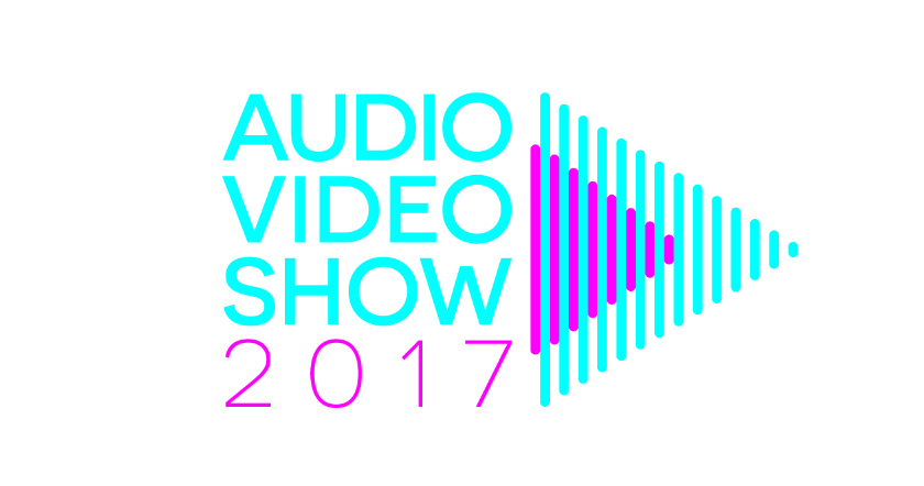 Audio Video Show 2017 logo