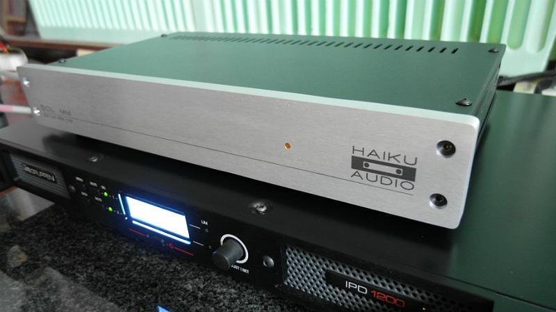 Haiku Audio SOLO-MM 2