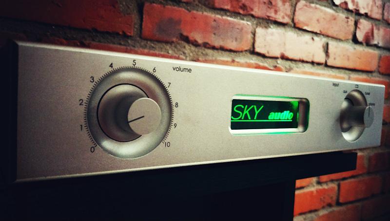 Sky Audio prepower 8