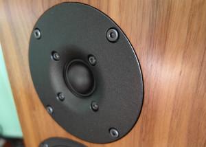 Miękki głośnik wysokotonowy