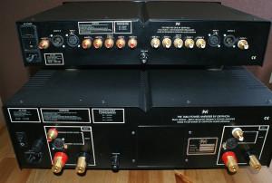 Gryphon Tabu pre power  4