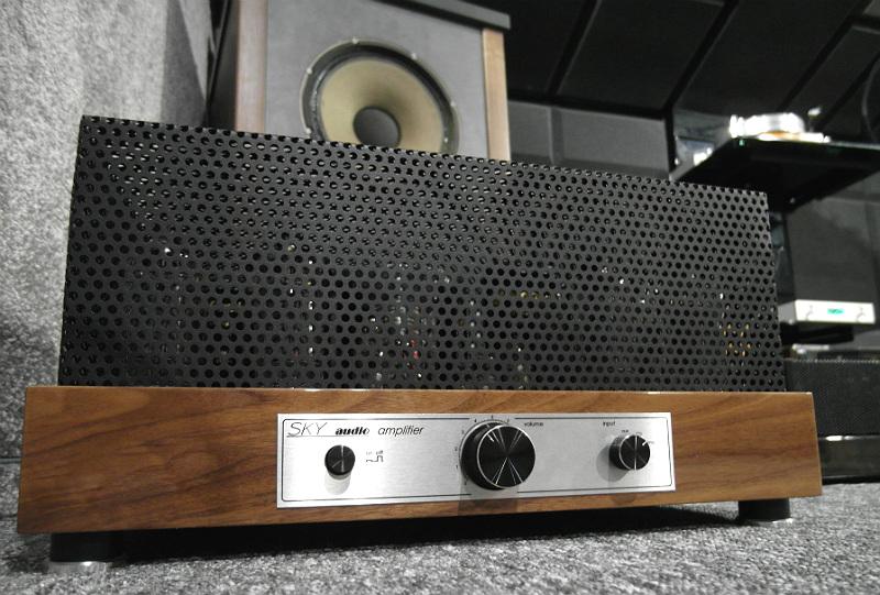 Sky Audio Integra 4