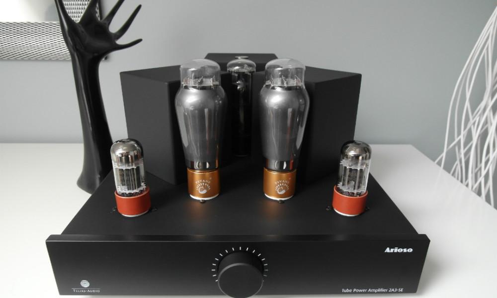 Feliks Audio Arioso 2A3 zajawka