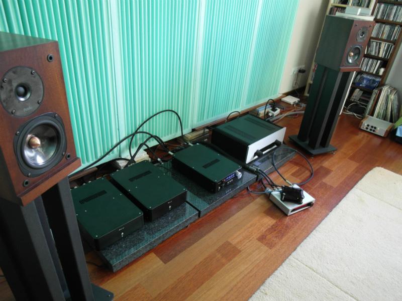 Zestaw Audio-GD w akcji