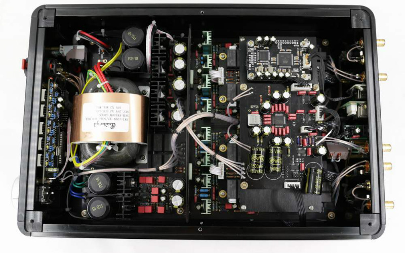 Audio GD pre power 12