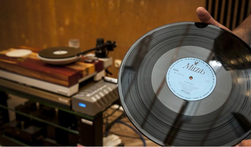 Wznowiona płyta orkiestry Debicha