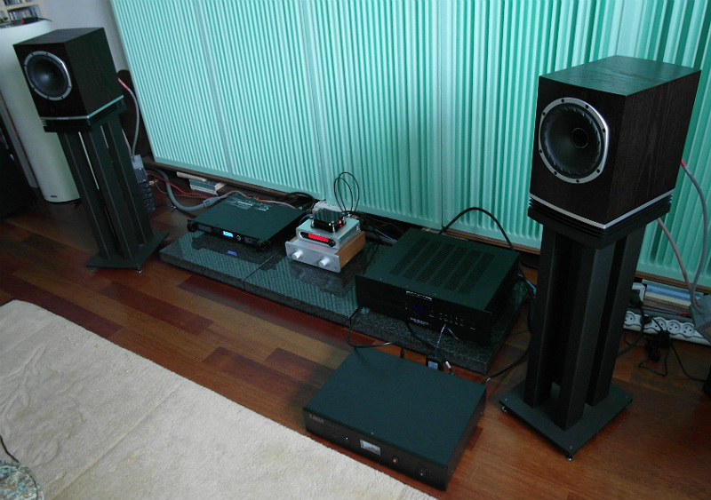 Fyne Audio F500 5