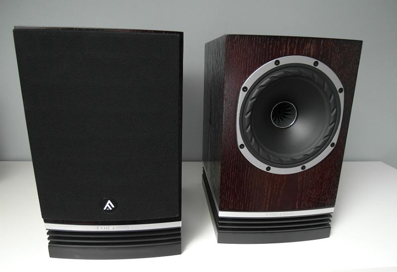 Fyne Audio F500 7