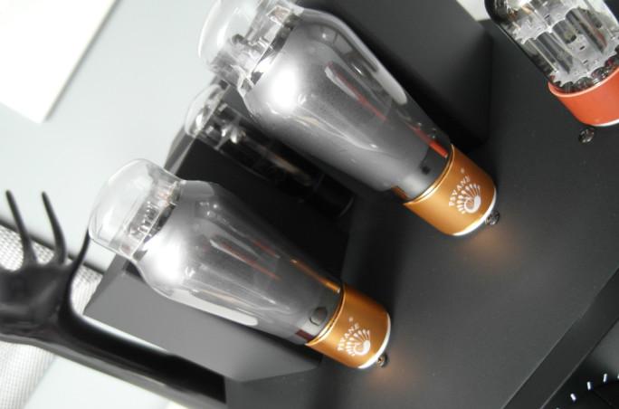 Moda audio lampa