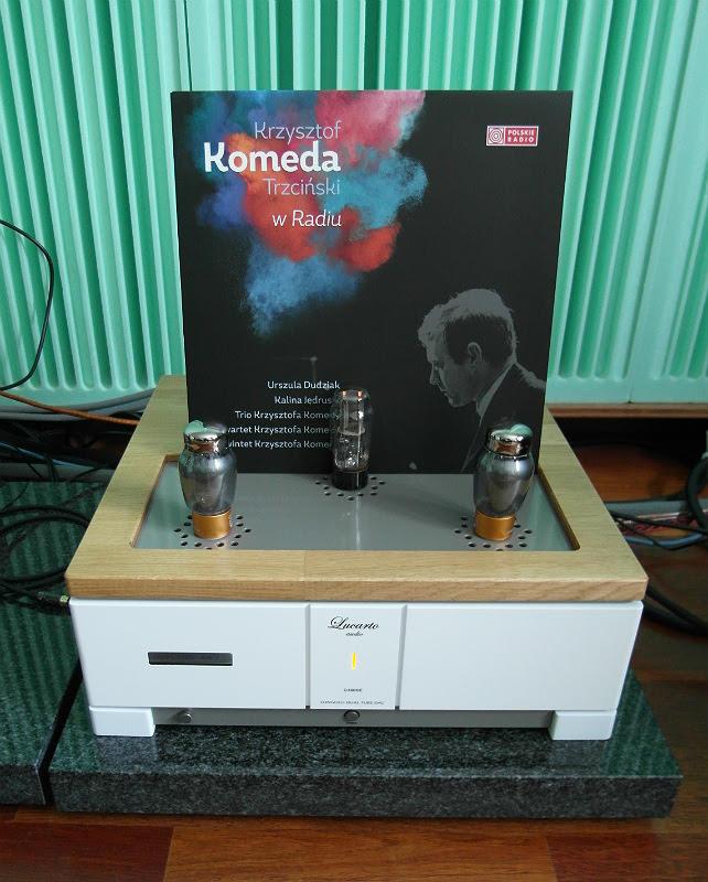 Test DAC Lucarto Audio Songolo D300 SE