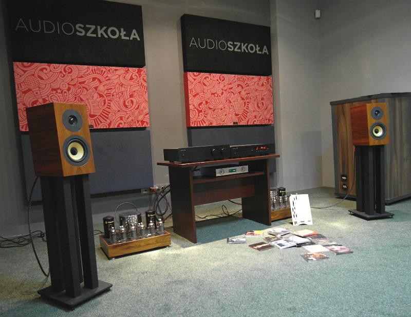 Odsłuchy w Audioszkole