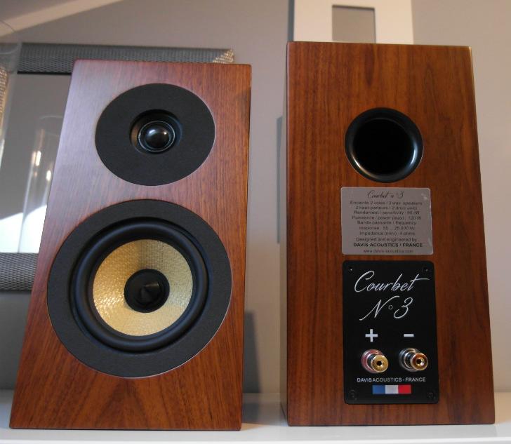 Davis Acoustics Courbet N 3 9