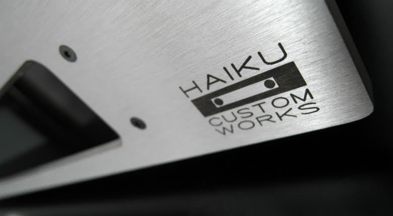 Haiku-Audio robi też wzmacniacze na zamówienie