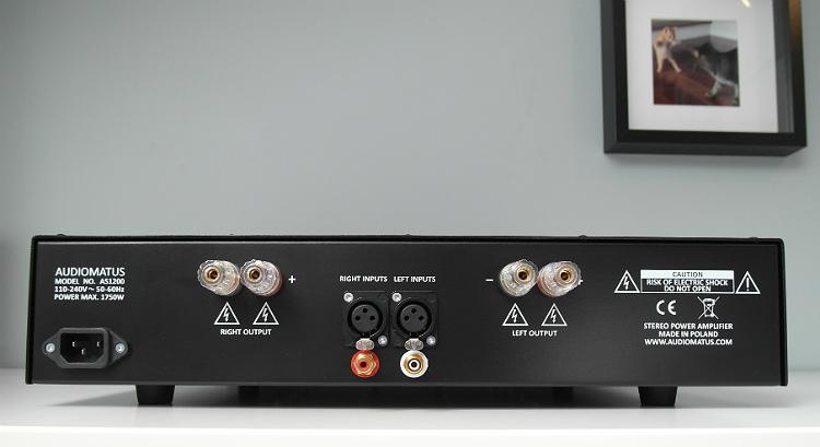 Audiomatu AS1200 6