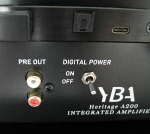 YBA Heritage A200 8