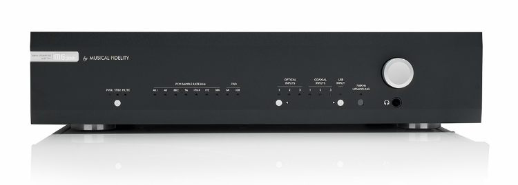 Musical Fidelity M6s DAC 6