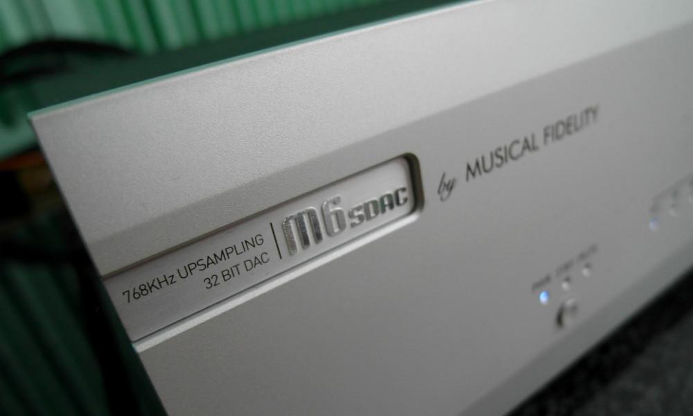 Musical Fidelity M6s DAC zajawka