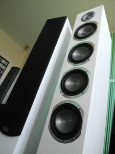 Taga Harmony Platinum FL 90 4