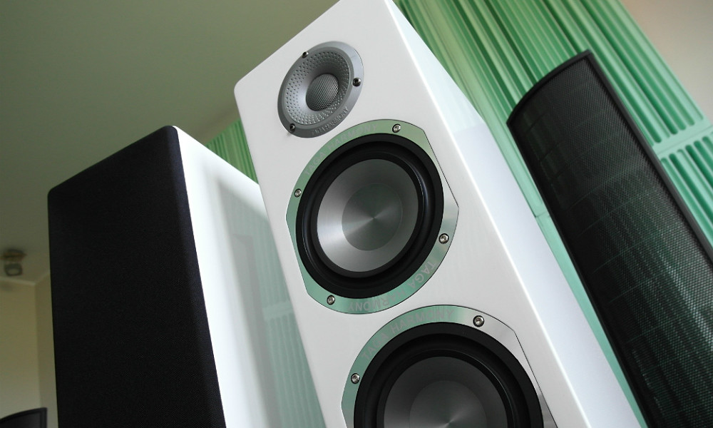 Taga Harmony PlatinumFL -90 zajawla