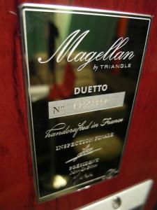 Triangle Magellan 11