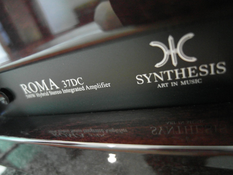 Synthesis Roma 37DC 8