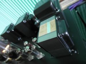 Haiku Audio SEnsei 300B i 211 - test. Specjalnie zaprojektowane transformatory (fot. wstereo.pl)