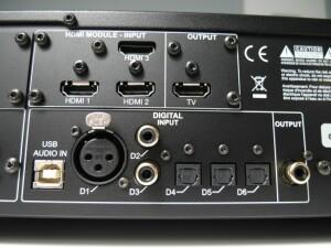Lyngdorf TDAI 3400 - test. Już w podstawowej wersji 7 wejść cyfrowych (fot. wstereo.pl)