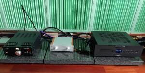 Test Pier Audio MS-480 SE. Mimo niewielkiej mocy wzmacniacz gra dynamicznie (fot. wstereo.pl)